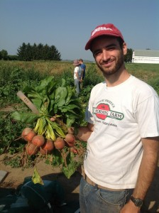 Greg Vogel Beet Harvest 2012