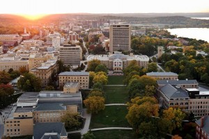 UW Madison Campus